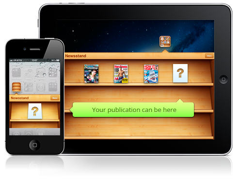 Newsstand App Publishing